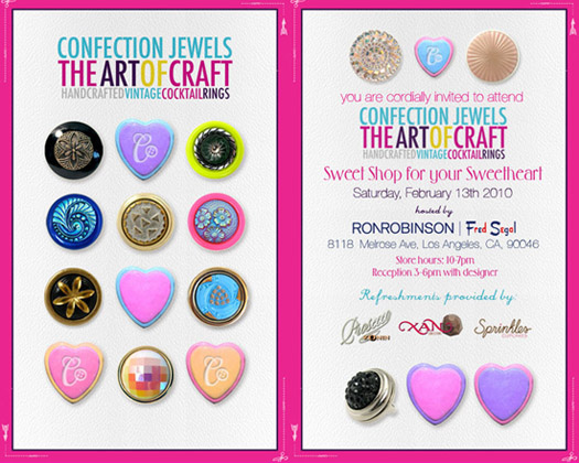 Confection Jewels