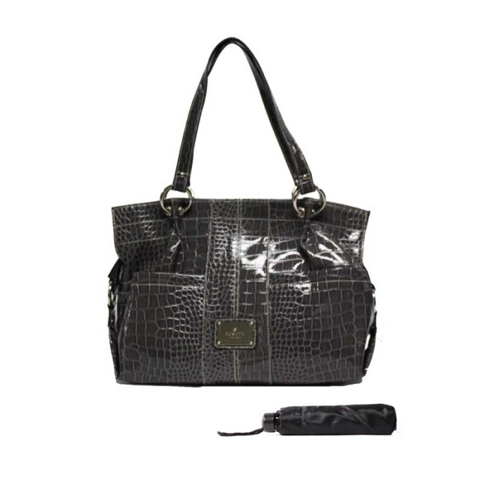 Isabelle Crocodile Tote $69.00
