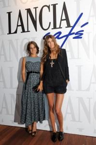Delfina Delettrez Fendi and Bianca Brandolini D'Adda
