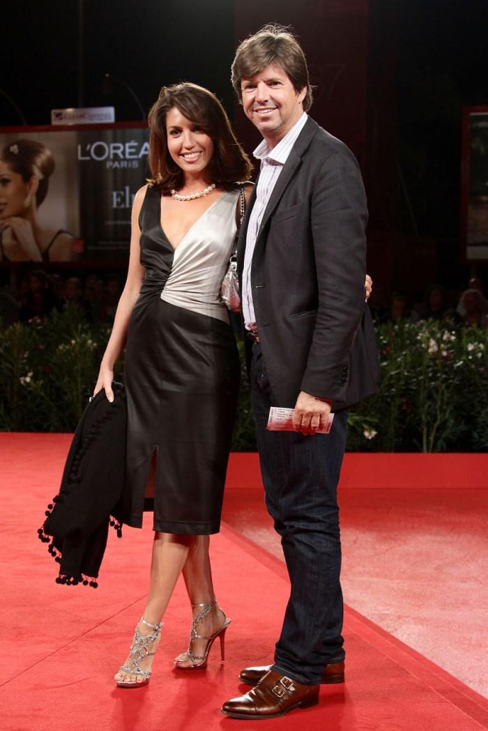 Arianna Martina Bergamaschi and Francois Olivier