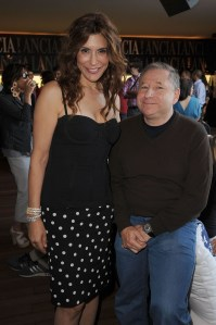 Jo Champa and Jean Todt