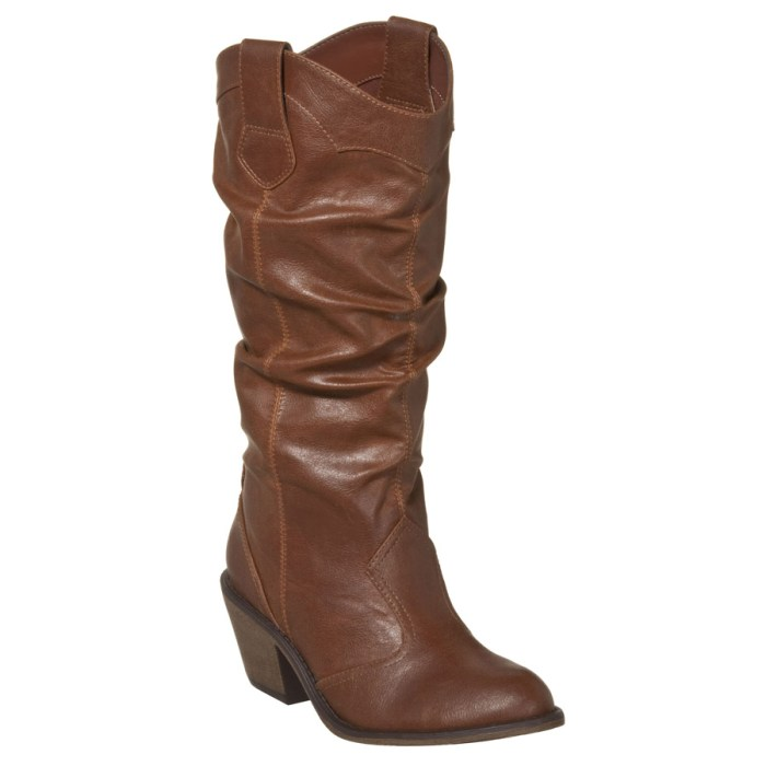 Mossimo Tall Western Boots