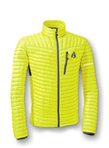 The Fall 2011 MicroTherm Down Shirt