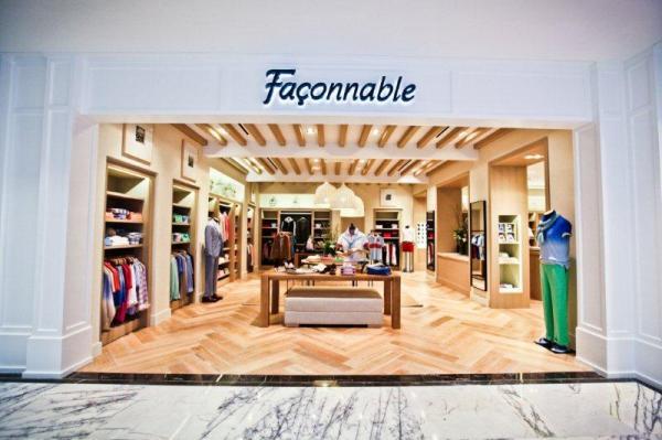 Boutique Faconnable TAKASHIMAYA 2