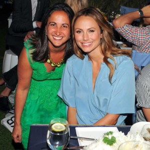 Stacy Keibler, Lindsey Spindle
