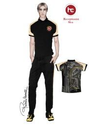 Roberto Cavalli Gym for Hard Candy Berlin- Receptionist Man