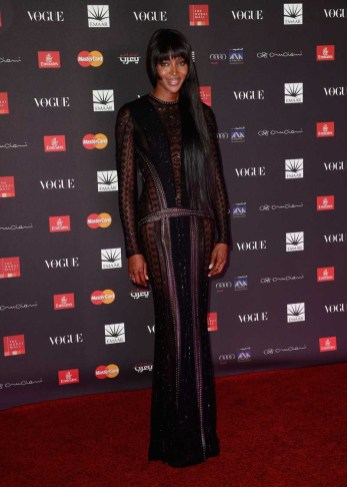 Vogue Fashion Dubai Experience - Gala Dinner Arrivals