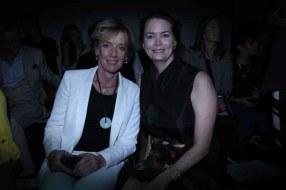 Celiane d'Audittret Pasquier & Kathryn Greig