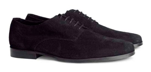 HM Suede shoes_$69.95
