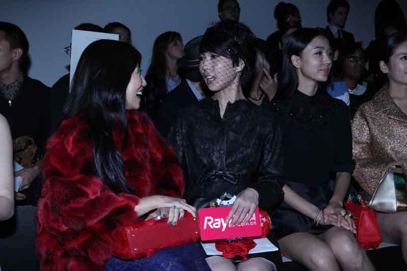 Tina Chen, Xu Ruyun, & Yao Xingtong
