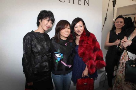 Xu Ruyun, Madame Wang and Tina Chen