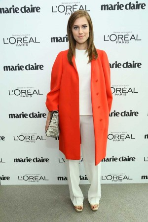 Marie Claire's Power Lunch Presented By L'Oreal