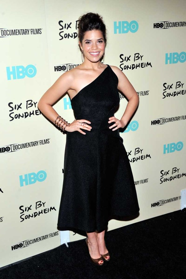 """Six By Sondheim"" New York Premiere - Arrivals"