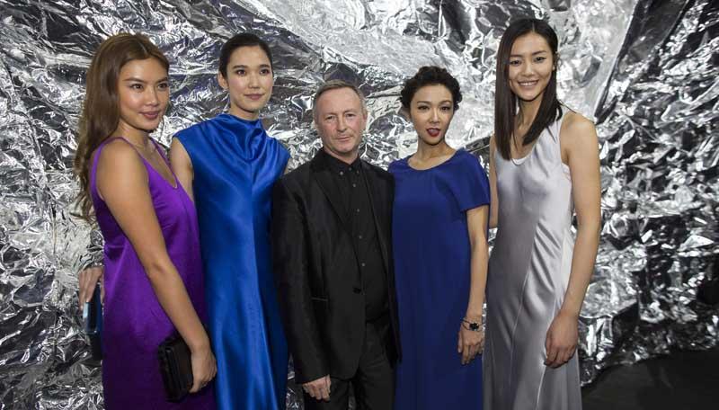 71c96726ea8 Calvin Klein Platinum Label Unveiled in Hong Kong - FashionWindows