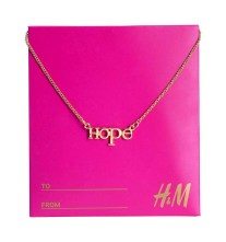 HM Hope necklace_$5.95