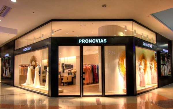 Pronovias Santo Domingo Boutique