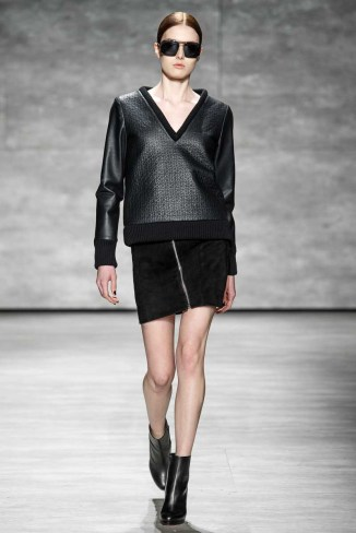 Mathieu Mirano - FW14 - Look-12