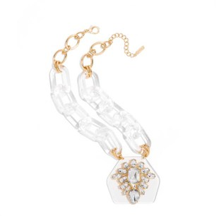 Clear Embellished Pendant_$46_Item 346853