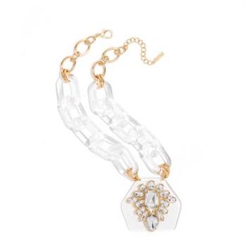 Clear Embellished Pendant_$46_Item 346853