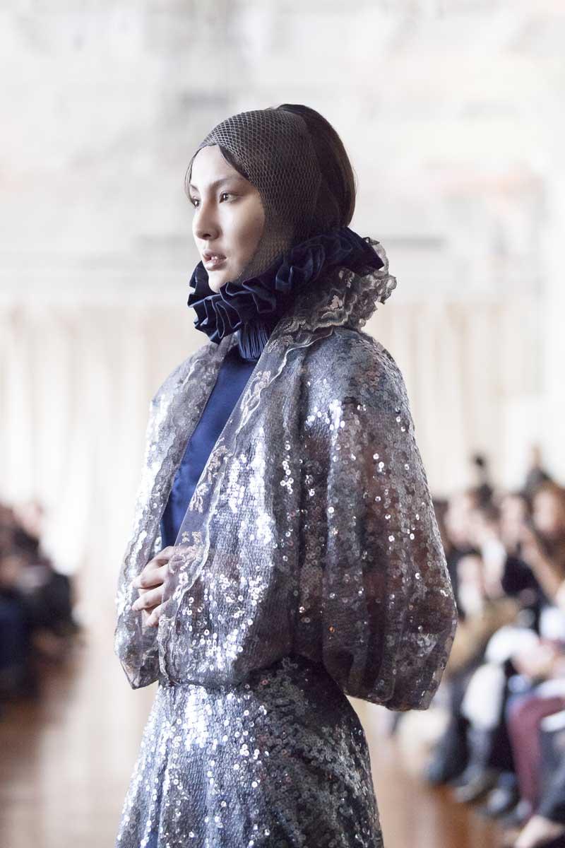 AW14 Corrie Nielsen at Paris Fashion Week, Paris on 25th February 2014