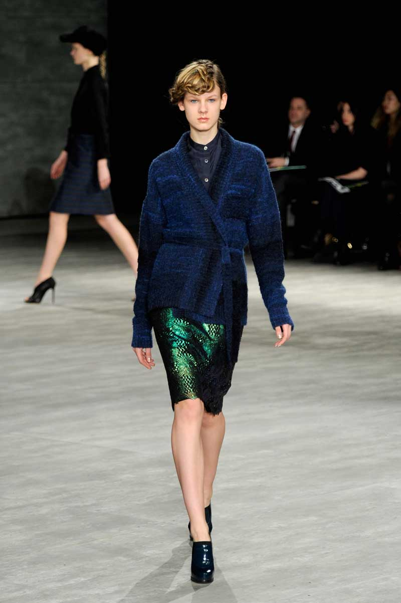 Mercedes-Benz Fashion Week Fall 2014: Creatures of the ...