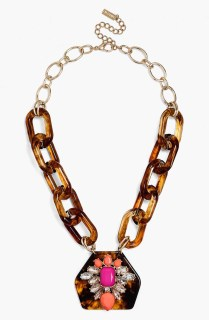 Embellished Tortoise Pendant_$46_Item 346853 (Image 3)