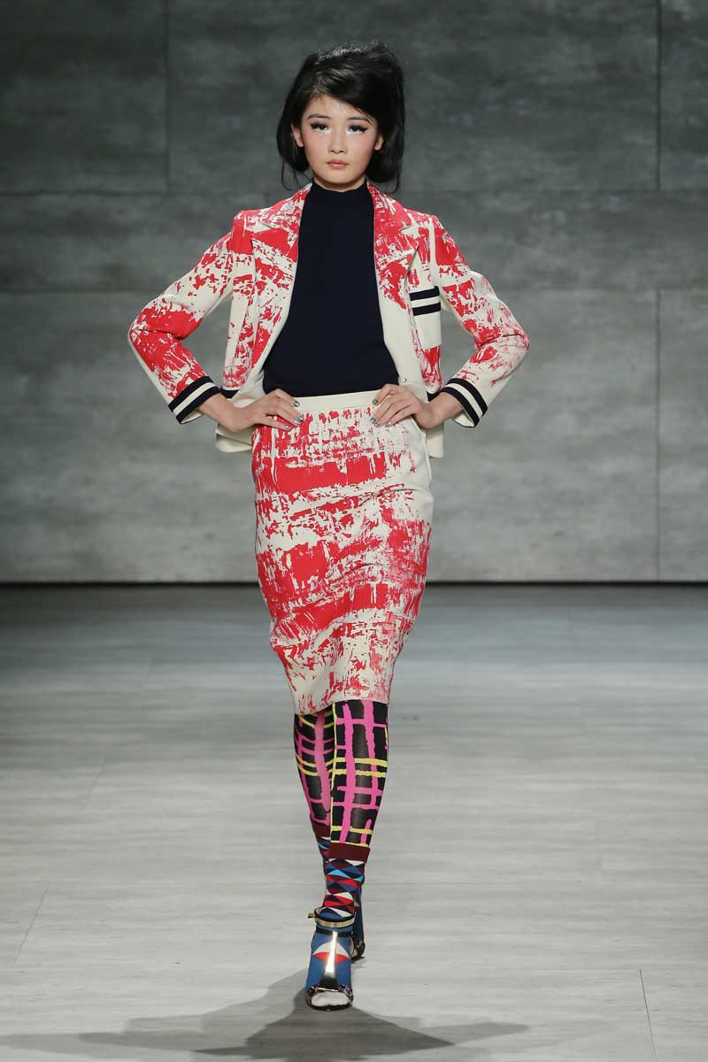 Mercedes-Benz Fashion Week Fall 2014 - Official Coverage - Best Of Runway Day 6