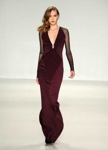 Pamella Roland Fall 2014 Collection