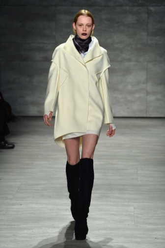 Mercedes-Benz Fashion Week Fall 2014 - Official Coverage - Best Of Runway Day 4