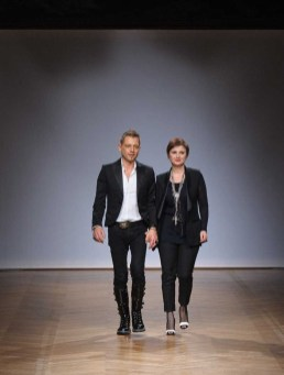 The designers of on aura tout vu Yassen Samouilov and Livia Stoianova