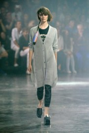 Y-3 Spring/Summer 2014 Mercedes-Benz Fashion Week - Runway