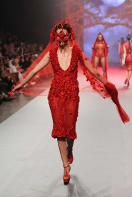 Amato By Furne One - Runway - Fashion Forward Dubai April 2014