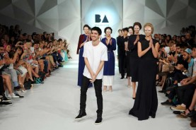 Bashar Assaf - Runway - Fashion Forward Dubai April 2014