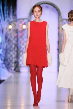 Day 2 - Mercedes-Benz Fashion Week Moscow Autumn/Winter 2014-2015