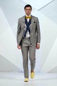Velsvoir X Patrick Hellmann - Runway - Fashion Forward Dubai April 2014