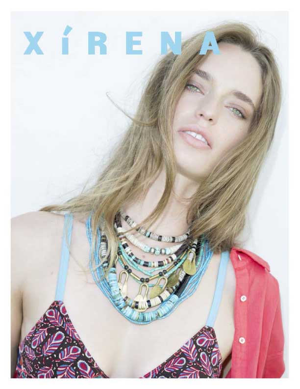 Xirena Spring 14 lookbook-1
