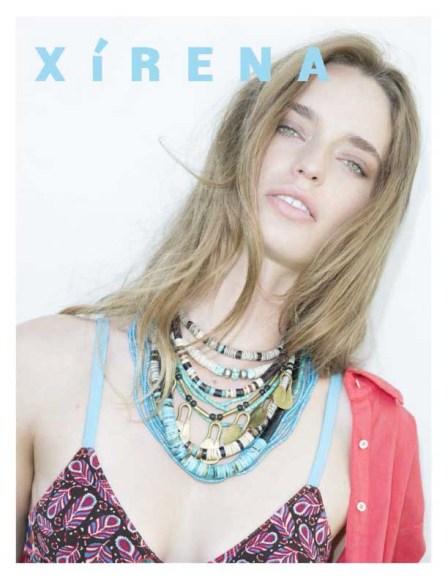 Xirena Spring 14 lookbook-1