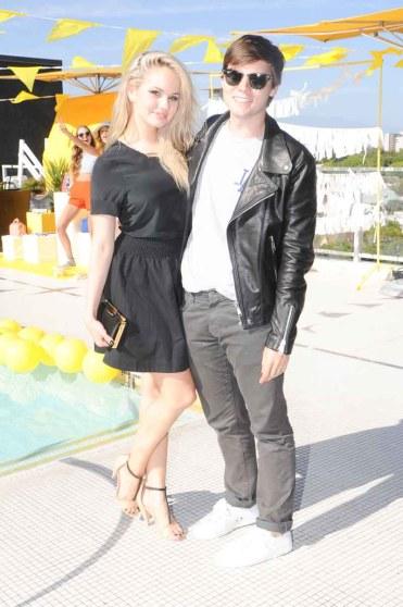 Chris Horan, Debby Ryan