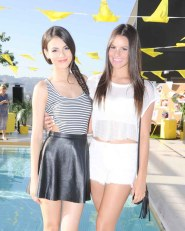 Madison Reed, Victoria Justice
