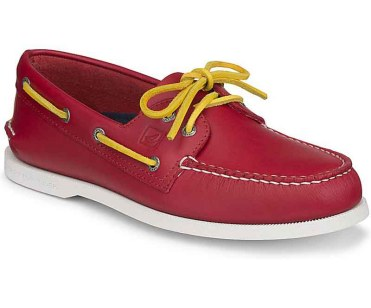 Sperry Top-Sider Flag Day Collection (4)