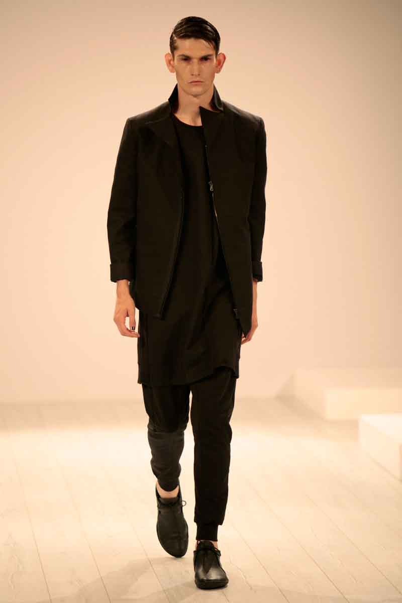 Aleks Kurkowski Show - Mercedes-Benz Fashion Week Spring/Summer 2015