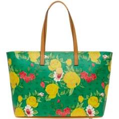 Blume Paradiso Flower Shopper Green 1