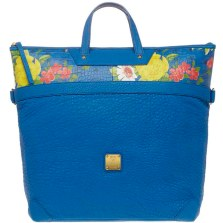 Blume Paradiso Flower Tote Blue 1