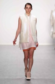 Chatty Show - Mercedes-Benz Fashion Week Spring/Summer 2015
