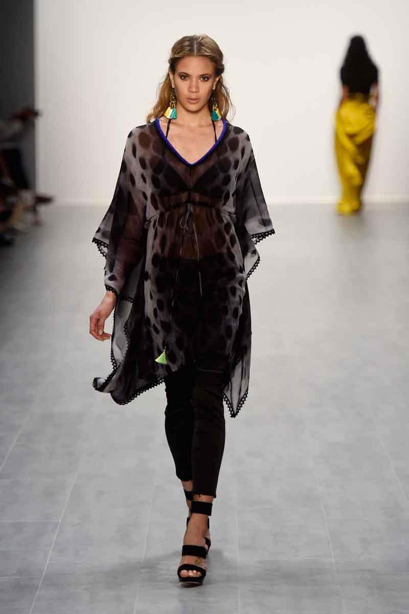 Dimitri Show - Mercedes-Benz Fashion Week Spring/Summer 2015