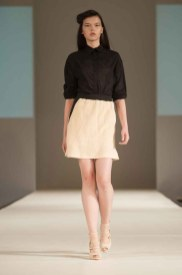 Green Showroom Salonshow - Mercedes-Benz Fashion Week Spring/Summer 2015