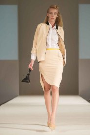 Green Showroom Salonshow - Mercedes-Benz Fashion Week Spring/Summer 2015