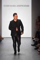 Guido Maria Kretschmar Show - Mercedes-Benz Fashion Week Spring/Summer 2015