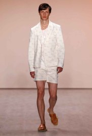Julian Zigerli Show - Mercedes-Benz Fashion Week Spring/Summer 2015