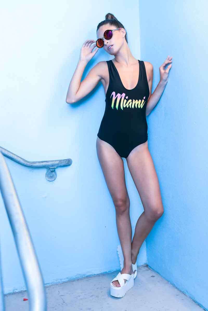 RVCA & BEACH RIOT Celebrate Miami Swim SS15